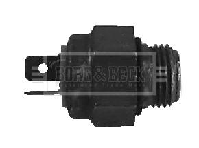 Interrupteur de temperature, ventilateur de radiateur BORG & BECK BTS812.95 (X1)