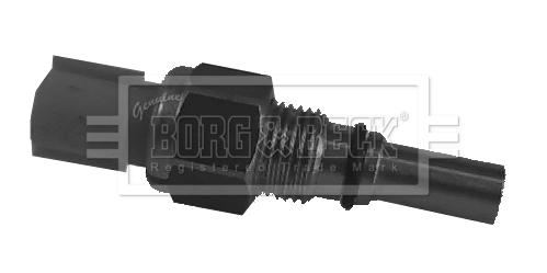 Interrupteur de temperature, ventilateur de radiateur BORG & BECK BTS855.97 (X1)