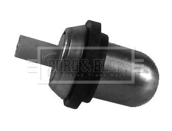 Interrupteur de temperature, ventilateur de radiateur BORG & BECK BTS876.92 (X1)