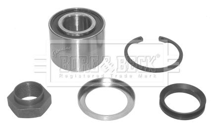 Roulement de roue BORG & BECK BWK080 (X1)