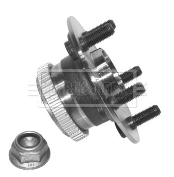 Roulement de roue BORG & BECK BWK1001 (X1)