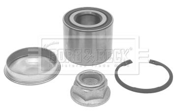Roulement de roue BORG & BECK BWK1233 (X1)