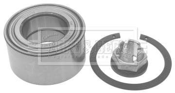 Roulement de roue BORG & BECK BWK1267 (X1)