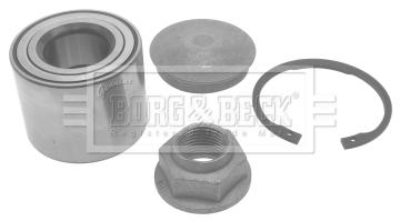 Roulement de roue BORG & BECK BWK1282 (X1)