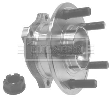 Roulement de roue BORG & BECK BWK1296 (X1)