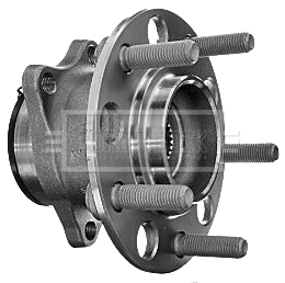 Roulement de roue BORG & BECK BWK1352 (X1)