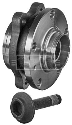 Roulement de roue BORG & BECK BWK1370 (X1)