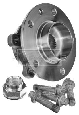 Roulement de roue BORG & BECK BWK1414 (X1)
