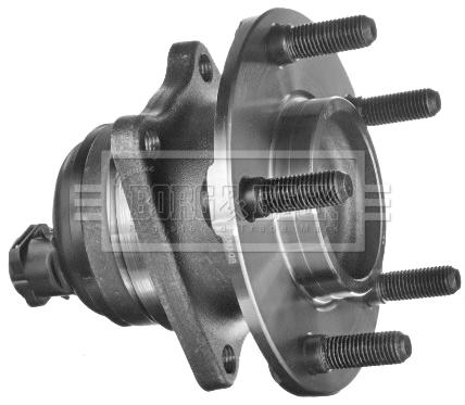 Roulement de roue BORG & BECK BWK1467 (X1)