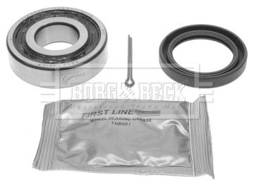 Roulement de roue BORG & BECK BWK162 (X1)