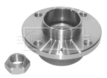Roulement de roue BORG & BECK BWK391 (X1)