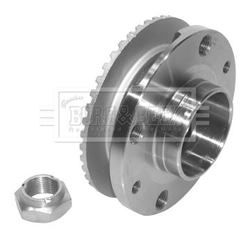 Roulement de roue BORG & BECK BWK392 (X1)