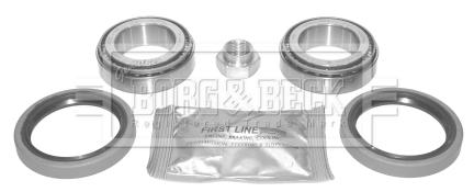 Roulement de roue BORG & BECK BWK465 (X1)