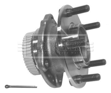 Roulement de roue BORG & BECK BWK750 (X1)
