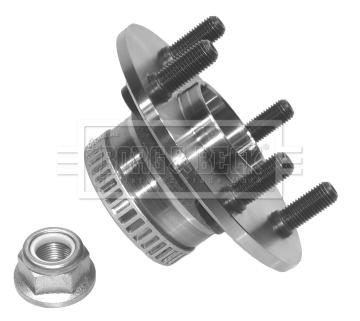 Roulement de roue BORG & BECK BWK752 (X1)