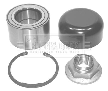 Roulement de roue BORG & BECK BWK800 (X1)