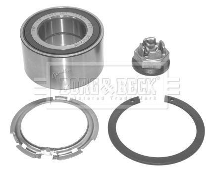 Roulement de roue BORG & BECK BWK914 (X1)