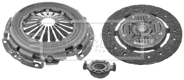 Kit d'embrayage BORG & BECK HK2088 (X1)
