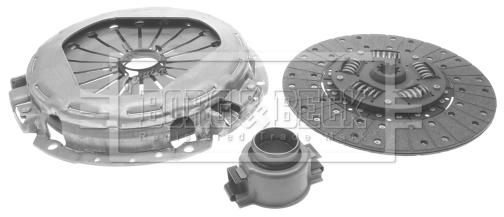 Kit d'embrayage BORG & BECK HK2166 (X1)
