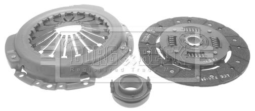 Kit d'embrayage BORG & BECK HK2184 (X1)
