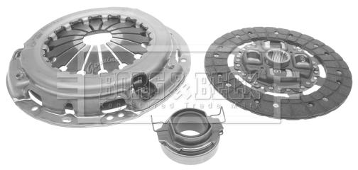 Kit d'embrayage BORG & BECK HK2227 (X1)