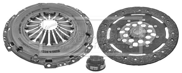 Kit d'embrayage BORG & BECK HK2314 (X1)