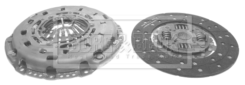 Kit d'embrayage BORG & BECK HK2468 (X1)