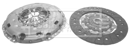 Kit d'embrayage BORG & BECK HK2469 (X1)
