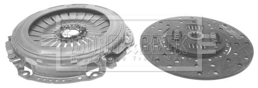 Kit d'embrayage BORG & BECK HK2488 (X1)
