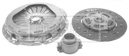 Kit d'embrayage BORG & BECK HK2537 (X1)