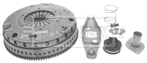 Kit d'embrayage BORG & BECK HK2556 (X1)