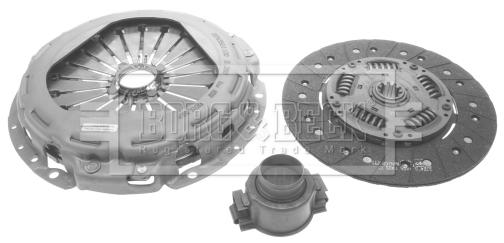 Kit d'embrayage BORG & BECK HK2606 (X1)