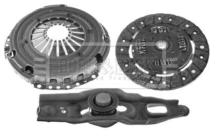 Kit d'embrayage BORG & BECK HK2649 (X1)