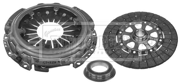 Kit d'embrayage BORG & BECK HK2730 (X1)