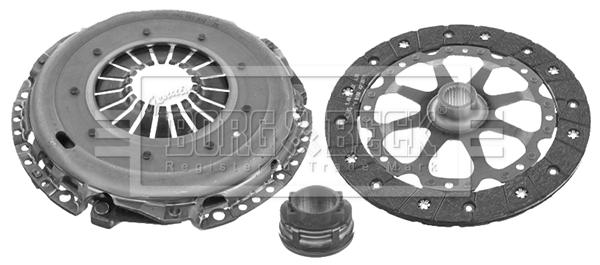 Kit d'embrayage BORG & BECK HK2810 (X1)
