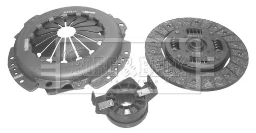Kit d'embrayage BORG & BECK HK6275 (X1)