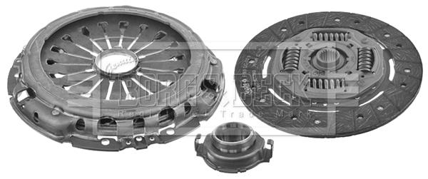 Kit d'embrayage BORG & BECK HK6330 (X1)
