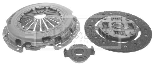 Kit d'embrayage BORG & BECK HK6606 (X1)