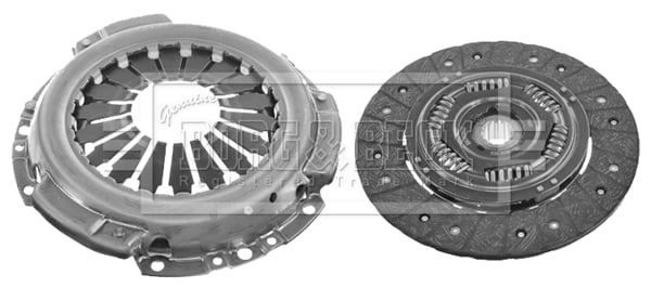 Kit d'embrayage BORG & BECK HK7718 (X1)