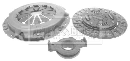 Kit d'embrayage BORG & BECK HK8462 (X1)