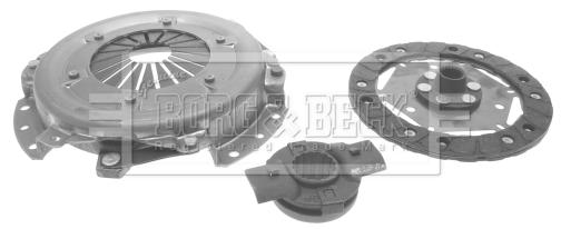 Kit d'embrayage BORG & BECK HK8861 (X1)
