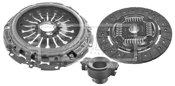 Kit d'embrayage BORG & BECK HK9423 (X1)