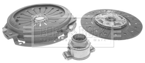 Kit d'embrayage BORG & BECK HK9425 (X1)