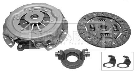 Kit d'embrayage BORG & BECK HK9632 (X1)