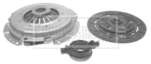Kit d'embrayage BORG & BECK HK9679 (X1)