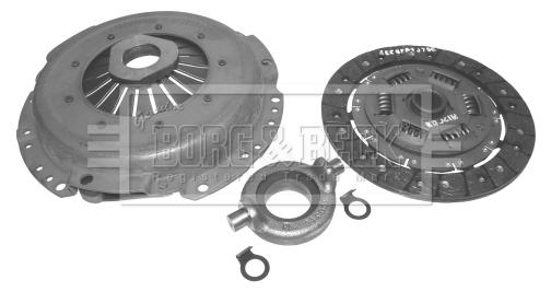 Kit d'embrayage BORG & BECK HK9694 (X1)
