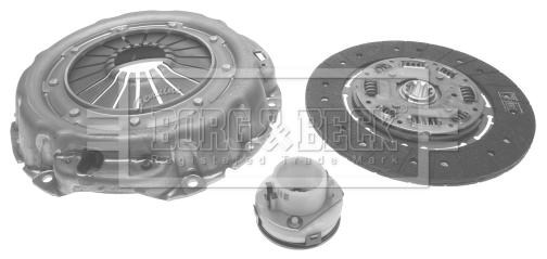 Kit d'embrayage BORG & BECK HK9701 (X1)