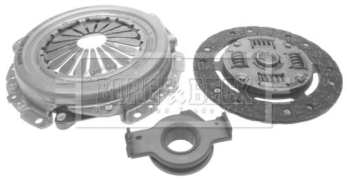 Kit d'embrayage BORG & BECK HK9810 (X1)