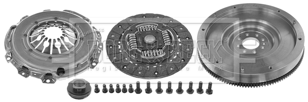 Autres pieces d'embrayage BORG & BECK HKF1057 (X1)