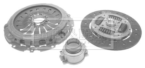 Kit d'embrayage BORG & BECK HKR1024 (X1)